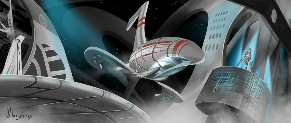 space station_sketch